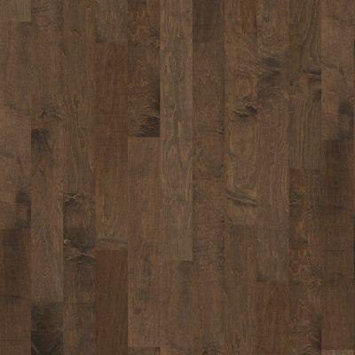 Shaw Floors Duras Hardwood Burlington Maple II Cocoa 07017_HW671