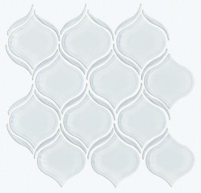 Shaw Floors SFA Paramount Lantern Glass Mosaic Ice 00100_SA18A
