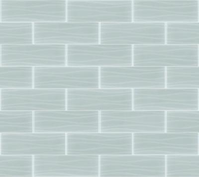 Shaw Floors SFA Paramount 8×24 Wave Glass Cloud 00500_SA23A