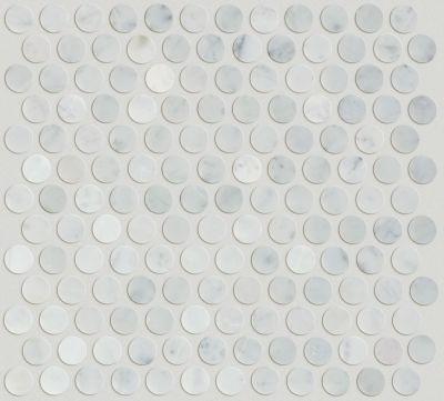 Shaw Floors SFA Pearl Mosaic Pr Bianco Carrara 00150_SA32A