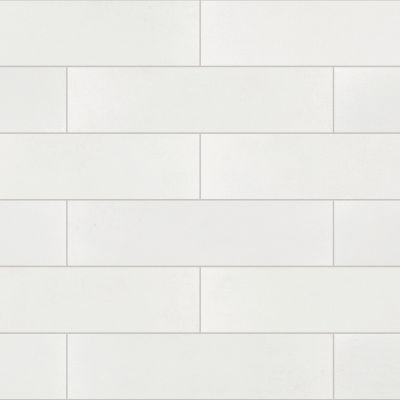 Shaw Floors Home Fn Gold Ceramic Naive 3×12 White 00100_TG44E