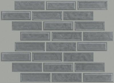 Shaw Floors Home Fn Gold Ceramic Geoscapes Random Linear Dark Grey 00550_TG45C