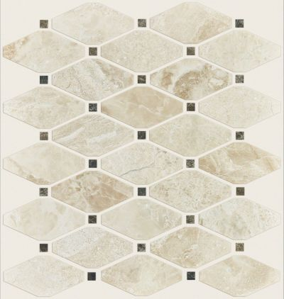 Shaw Floors Home Fn Gold Ceramic Hamptons Diamond Plsh Mosaic Impero Reale 00200_TG48B