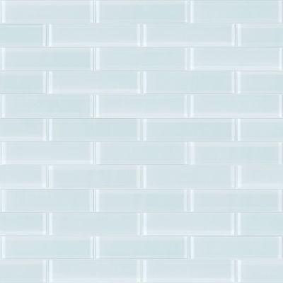 Shaw Floors Home Fn Gold Ceramic Principal 3×12 Glass Tile 2 Skylight 00150_TG74B