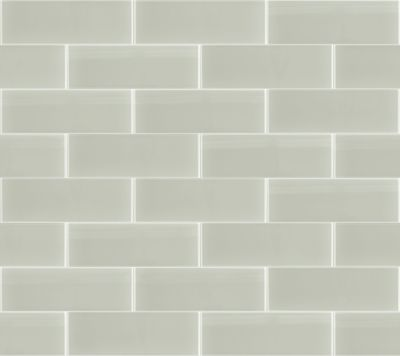 Shaw Floors Home Fn Gold Ceramic Principal 8×24 Glass Tile Mist 00250_TG76B
