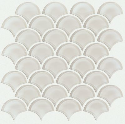 Shaw Floors Home Fn Gold Ceramic Principal Fan Glass Mosaic Mist 00250_TG79B