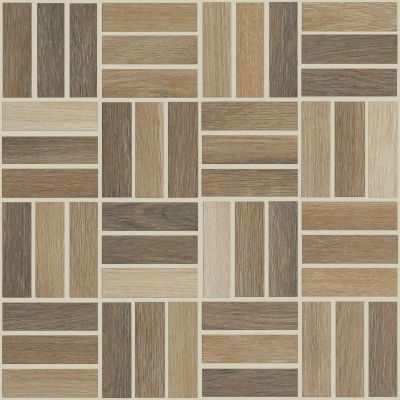Shaw Floors Home Fn Gold Ceramic Revolution Mosaic Natural 00200_TGJ71
