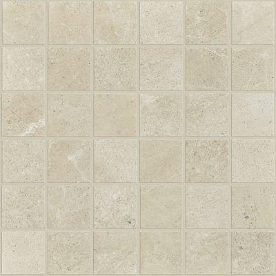 Shaw Floors Home Fn Gold Ceramic Serenity Mosaic Beige 00200_TGJ92
