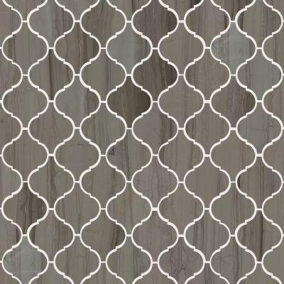 Shaw Floors Home Fn Gold Ceramic Estate Lantern Mosaic Urban Grey 00570_TGN86