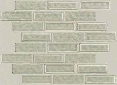 Shaw Floors Toll Brothers Ceramics Geoscapes Random Linear Mosaic Taupe 00250_TL45C