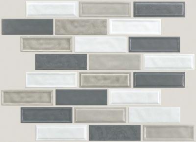 Shaw Floors Toll Brothers Ceramics Geoscapes Random Linear Mosaic Warm Blend 00520_TL45C
