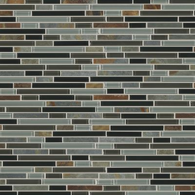 Shaw Floors Toll Brothers Ceramics Awesome Mix Random Linear Mosi Smoky Mica 00565_TL63B