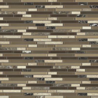 Shaw Floors Toll Brothers Ceramics Awesome Mix Random Linear Mosi Cappuccino 00700_TL63B