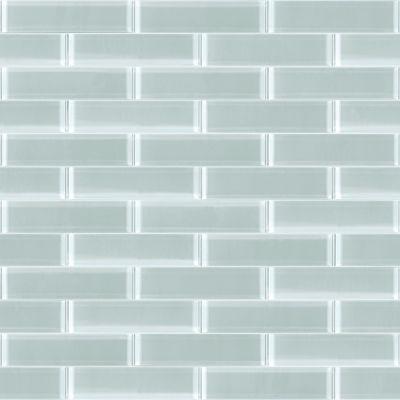 Shaw Floors Toll Brothers Ceramics Principal 3×12 Glass Tile 2 Cloud 00500_TL74B