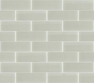 Shaw Floors Toll Brothers Ceramics Principal 8×24 Glass Tile Mist 00250_TL76B
