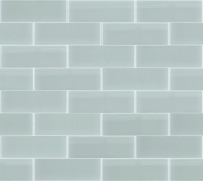 Shaw Floors Toll Brothers Ceramics Principal 8×24 Glass Tile Cloud 00500_TL76B