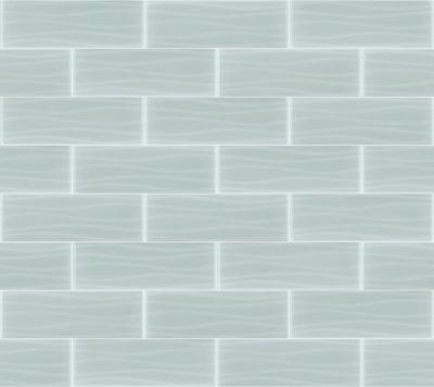 Shaw Floors Toll Brothers Ceramics Principal 8x24tidal Glass Tile Cloud 00500_TL77B