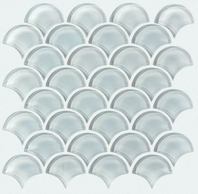 Shaw Floors Toll Brothers Ceramics Principal Fan Glass Mosaic Cloud 00500_TL79B
