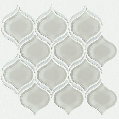Shaw Floors Toll Brothers Ceramics Principal Lantern Glass Mosaic Mist 00250_TL80B