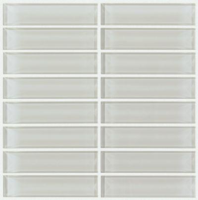 Shaw Floors Toll Brothers Ceramics Principal Stacked Glass Mosaic Mist 00250_TL83B