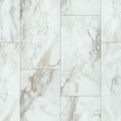 Shaw Floors Resilient Property Solutions Urban Organics Calacatta 01100_VE280