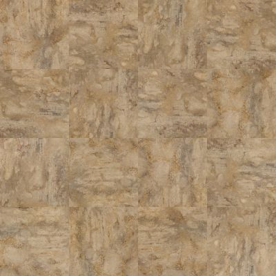 Shaw Floors Vinyl Home Foundations Haven Tile Caramel 00201_VPS80