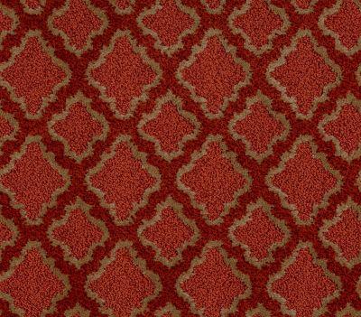 Anderson Tuftex American Home Fashions Tudor Court Orange Nouveau 00627_ZZA27