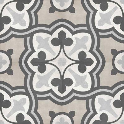 Casa Roma ® Geoshapes Sand (8×8 Baroque Deco) CAS60321