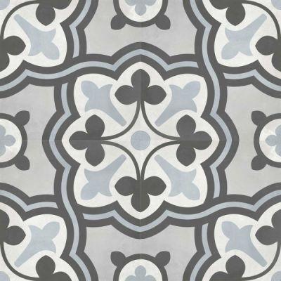 Casa Roma ® Geoshapes Tide (8×8 Baroque Deco) CAS60328