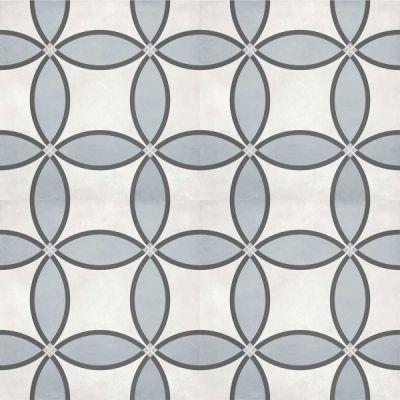 Casa Roma ® Geoshapes Tide (8×8 Zenith Deco) CAS60331