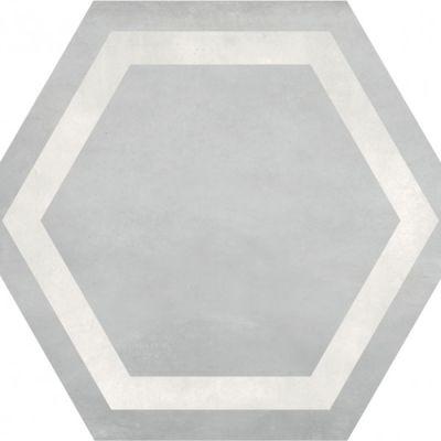 Casa Roma ® Geoshapes Ice (7×8 Hexagon with Frame) CAS60407