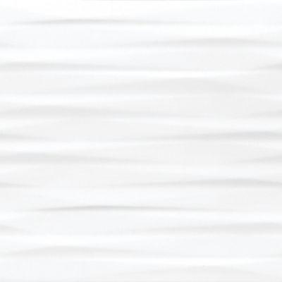 Casa Roma ® Illusione White Modulation (12×24 Wall tile Glossy) CAS69984