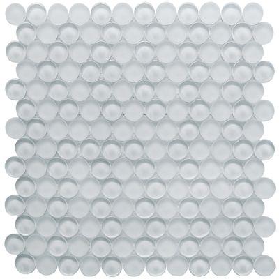 Casa Roma ® Glass Vogue Super White (Penny Round) CASGWR01RO6
