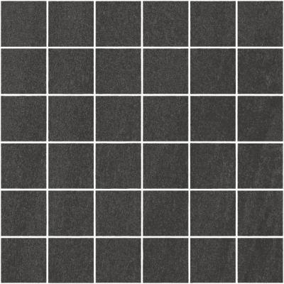 Casa Roma ® Atelier Black (2″x2″ Mosaic Honed) CASIRG12MO162