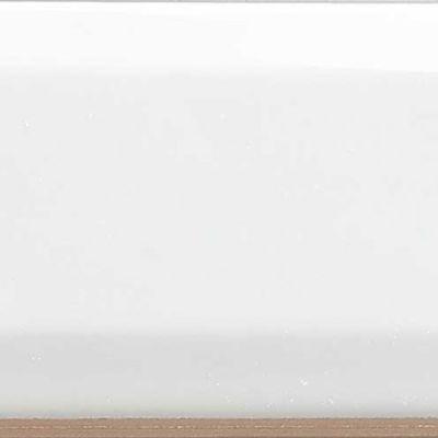 Casa Roma ® Wall Classics White (3×12 Bevel Glossy Pressed) CASMDC01312BE