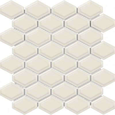 Casa Roma ® Wall Art Biscuit (Convex Diamond Glossy Mosaic) SAN51051