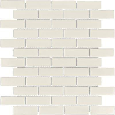 Casa Roma ® Wall Art Biscuit (1″x3″ Glossy Mosaic) SAN51061