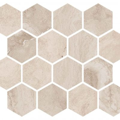 Casa Roma ® Royal Alabastrino Diamond (10×12 Soco Mosaic Honed Rectified) STOUSG10MSO223