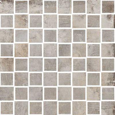 Casa Roma ® Stonecrete Sanded Cement (12×12 3D Cube Mosaic Honed Rectified) STOUSG12MC3209