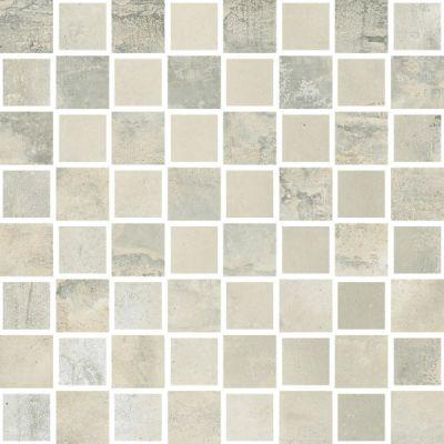 Casa Roma ® Stonecrete Smoked Cement (12×12 3D Cube Mosaic Rectified) STOUSG23MC3210