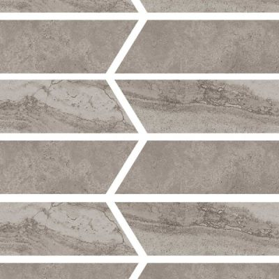 Casa Roma ® Royal Alabastrino Opal (4×24 Chevron Mosaic Honed Rectified) STOUSG424MC224