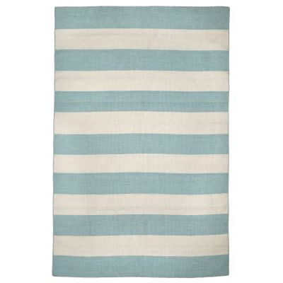 Liora Manne Sorrento Casual Blue 7'6″ x 9'6″ SRN71630293