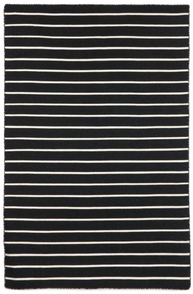 Liora Manne Sorrento Contemporary Black 8'3″ x 11'6″ SRN81630548