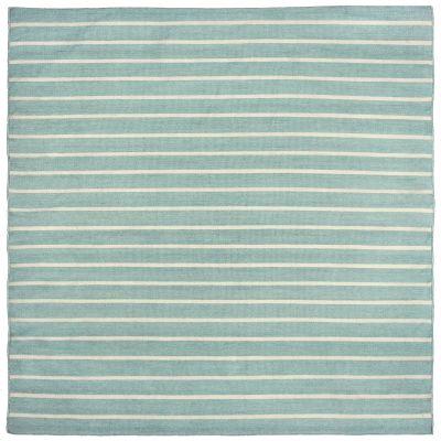 Liora Manne Sorrento Contemporary Blue 8'0″ x 8'0″ Square SRNS8630593