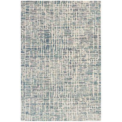 Liora Manne Savannah Grid Blue 8'3″ x 11'6″ SVH81951204