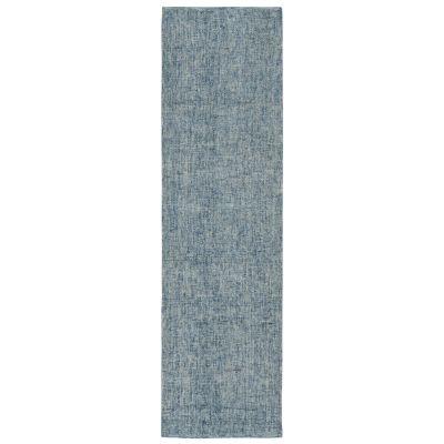 Liora Manne Savannah Fantasy Blue 2'0″ x 7'6″ SVHR8950303