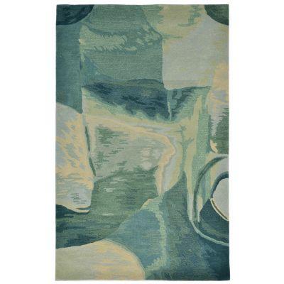 Liora Manne Tivoli Contemporary Blue 5'0″ x 8'0″ TIV58810804