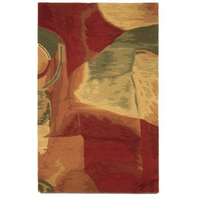 Liora Manne Tivoli Contemporsry Red 8'0″ x 10'0″ TIV80810824