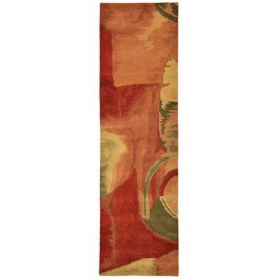Liora Manne Tivoli Contemporsry Red 2'3″ x 8'0″ TIVR8810824