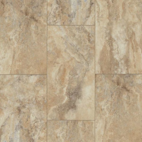 Shaw Floorte Pro Paragon Tile Plus Clay Collection